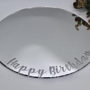 Acrylic Cake Boards
